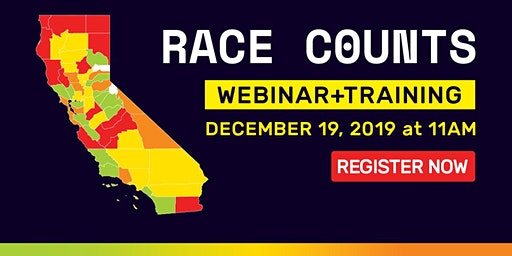 RACE COUNTS Webinar +  Training