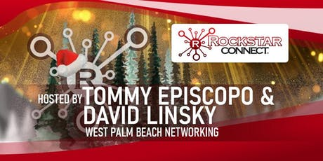 Free West Palm Beach Rockstar Connect Networking Event (December, Florida) tickets