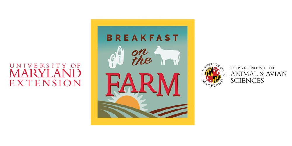Umd Academic Calendar Fall 2020.Breakfast On The Farm 2020 Tickets Sat Jun 6 2020 At 9 00
