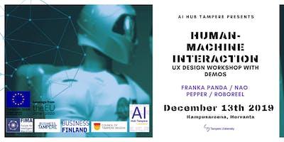 AI Hub Workshop: Human-Machine Interaction