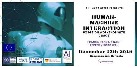 AI Hub Workshop: Human-Machine Interaction tickets