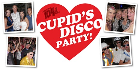 Cupid's Disco Party tickets