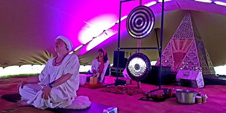 Wisdom Roundhouse : Kundalini Yoga, Gongs and Cacao Ceremony tickets