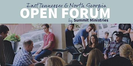 Students & Faith Open Forum tickets
