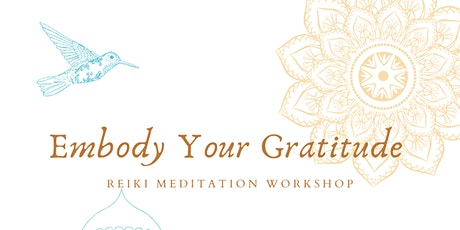 Embody Your Gratitude tickets