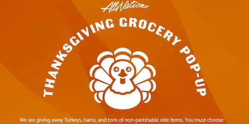 Thanksgiving Basket Giveaway
