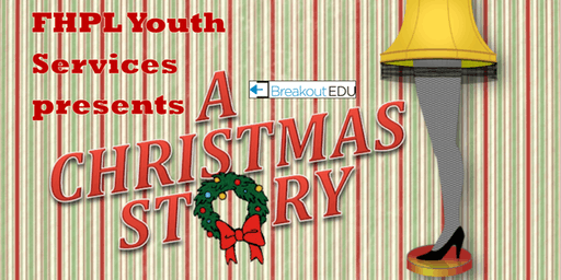 A Christmas Story Breakout!