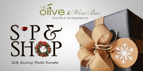 Holiday Sip & Shop - Gift Giving Made Simple! tickets