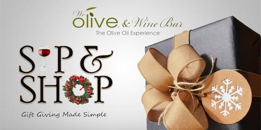 Holiday Sip & Shop - Gift Giving Made Simple!