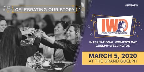 IWD Guelph-Wellington 2020 tickets