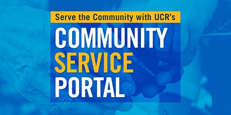 Community Service Portal Presentation tickets