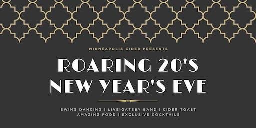 Roaring 20's New Years Eve