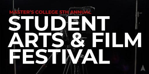 5th Annual Student Arts & Film Festival