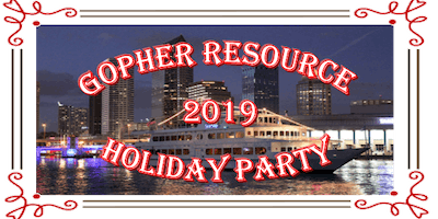 Gopher Resource Holiday Party