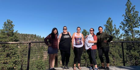 Fat Girls Hiking, Bend, OR:  Shevlin Park tickets