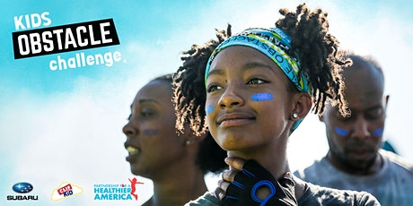 Subaru Kids Obstacle Challenge - Bay Area - Sunday tickets