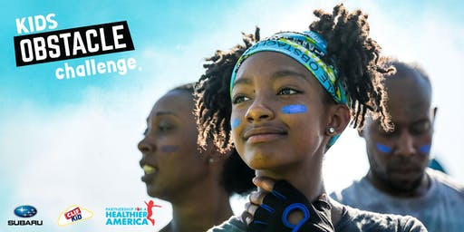 Subaru Kids Obstacle Challenge - Seattle - Saturday