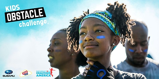Subaru Kids Obstacle Challenge - Bay Area - Sunday