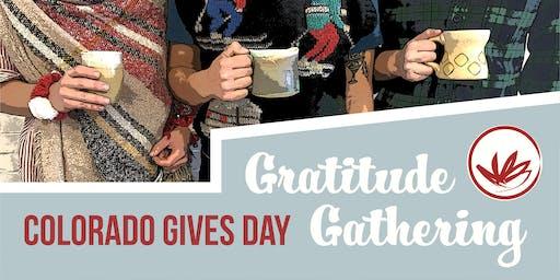 Colorado Gives Day - Gratitude Gathering