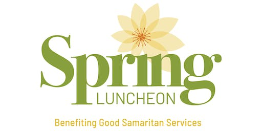 Spring Luncheon Benefiting Good Samaritan Services