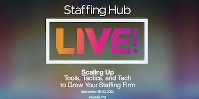 StaffingHub Live! 2020