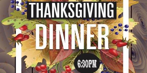 MIC Heartsong Annual Thanksgiving Dinner