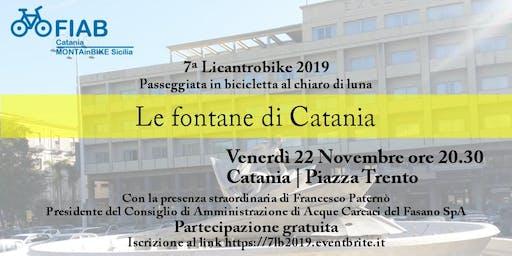7ª Licantrobike 2019 - Le fontane di Catania