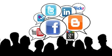 Social Media Marketing & Personal Branding tickets