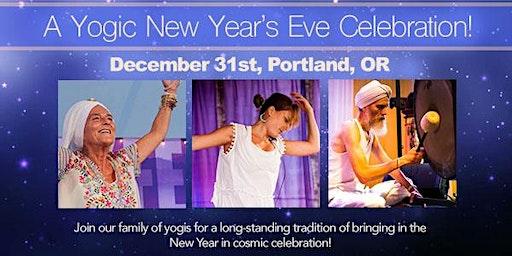 Yogic New Year's Eve Celebration!