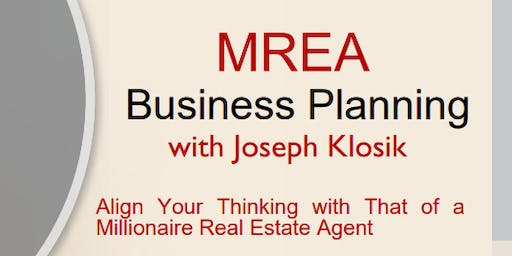 Business Planning Clinic for Real Estate Agents