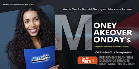 Money Makeover Monday tickets