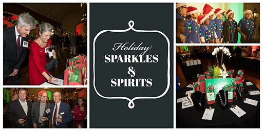 14th Annual Holiday Sparkles & Spirits