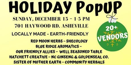 3rd Annual Natural Products Holiday PopUp tickets