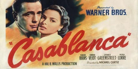 Welcome Presents - CASABLANCA + Special Guests! tickets