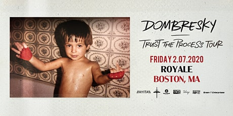 Dombresky at Royale | 2.7.20 | 10:00 PM | 21+ tickets