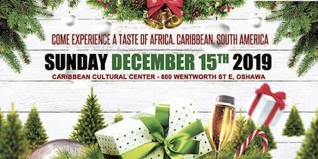 Oshawa Holiday Marketplace tickets