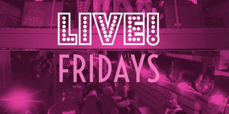LIVE Fridays at Public Bar tickets