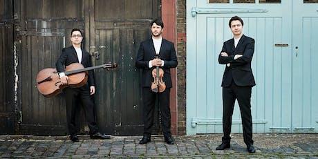 TRIO ISIMSIZ - (piano/cello/violin) tickets