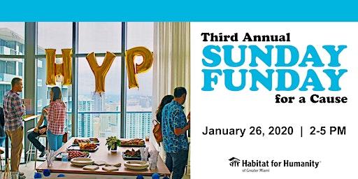 Habitat Young Professional's Sunday Funday!