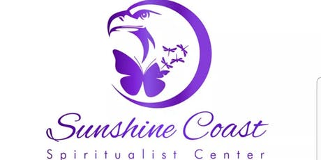 Sunshine Coast Spiritualist Center - Service  tickets