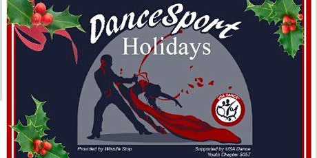 DanceSport Holidays Ballroom Competition tickets