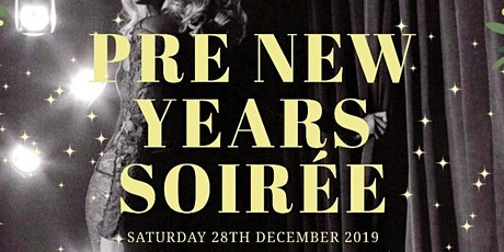 Pre New Years Soirée tickets