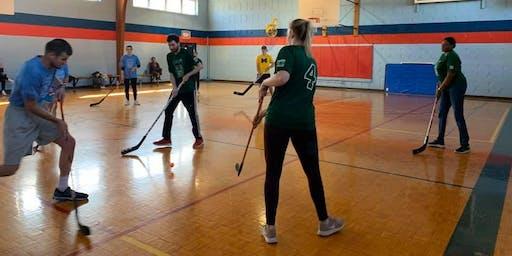 MPDSL Saturday Inclusion Floor Hockey Clinics