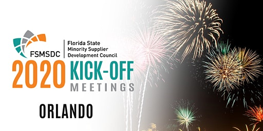 FSMSDC's 2020 Kick-off Meeting | Orlando