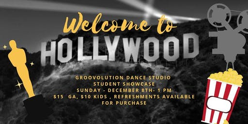 Welcome to Hollywood: Student Showcase