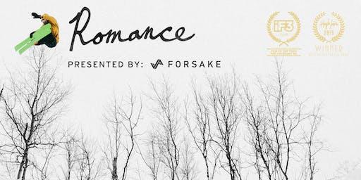 """Forsake Presents """"Romance"""""""
