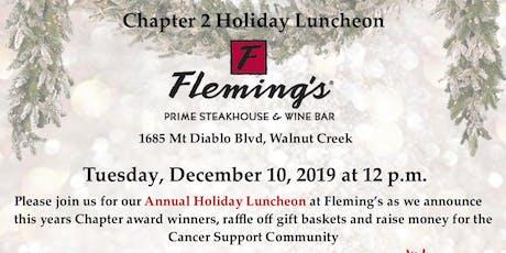 IRWA Chapter 2 Holiday Luncheon tickets