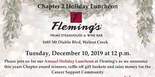 IRWA Chapter 2 Holiday Luncheon