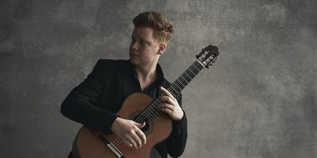 """A walk in Rio"" Guitar Recital - Campbell Diamond tickets"