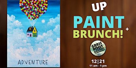 UP | Paint + Brunch! tickets